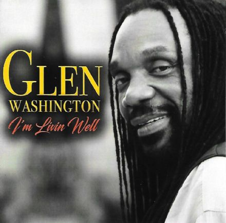Glen Washington - I'm Livin Well (Heavy Beat) CD